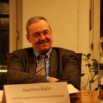 Joachim Hahn, Amt für Stadtentwicklung und Statistik