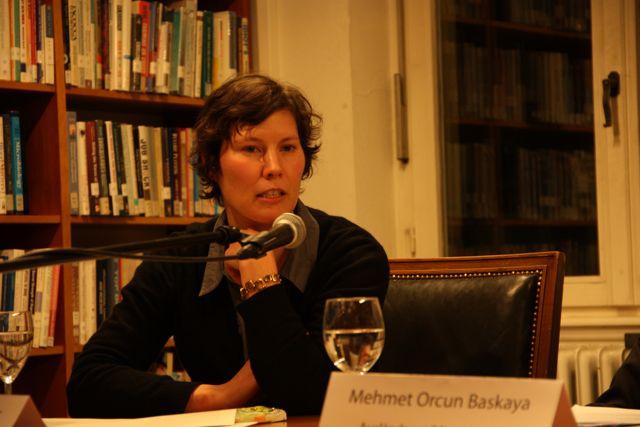 Dr. Esther Baumgärtner, Ethnologin
