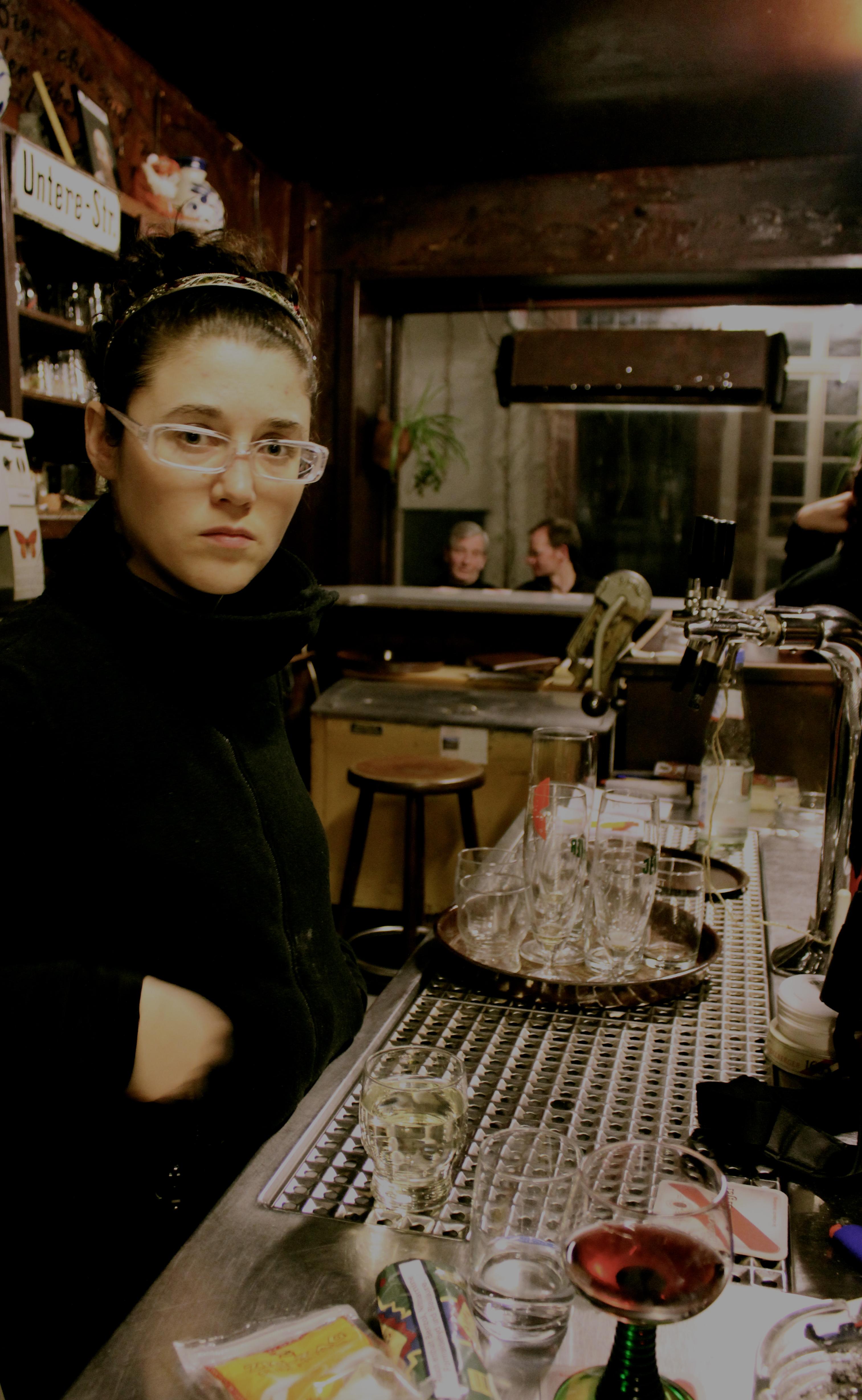 Sara Ablett - fremd sind die anderen