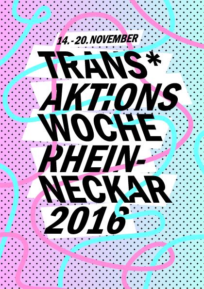 Trans*Aktionswoche